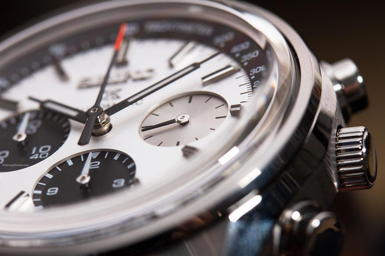 Pequeño segundero del Seiko Prospex Automatic Chronograph 50th Anniversary Limited Edition SRQ029