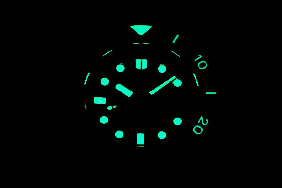 LumiBrite del Seiko Prospex Black Series Limited Edition SLA035