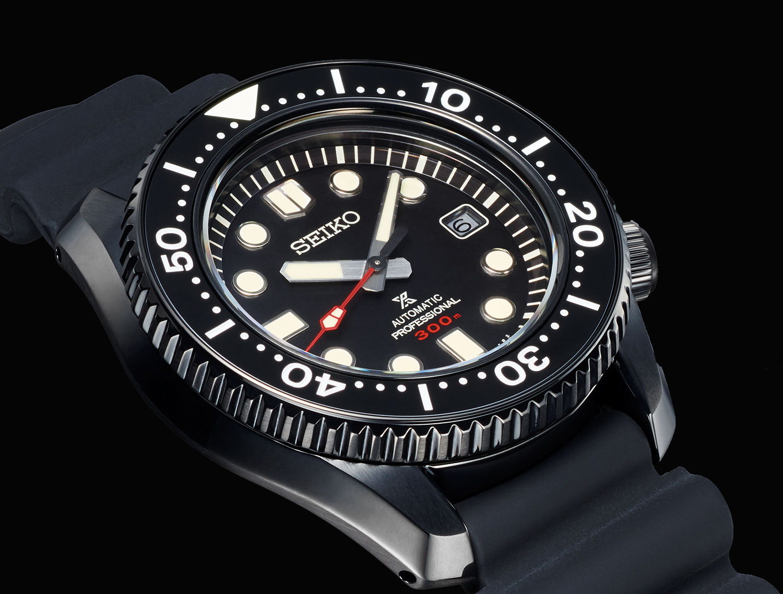 Perfil del Seiko Prospex Black Series Limited Edition SLA035