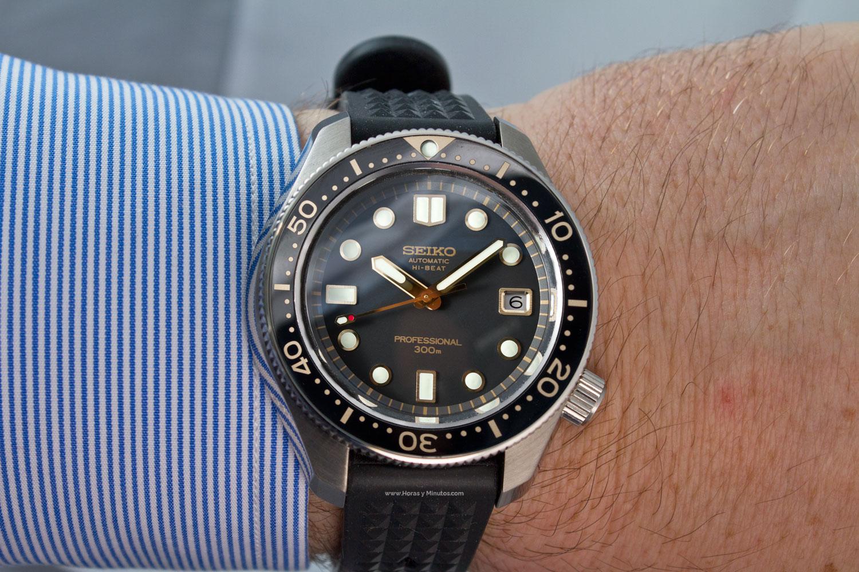 Seiko Prospex Diver 300m Hi-Beat SLA025
