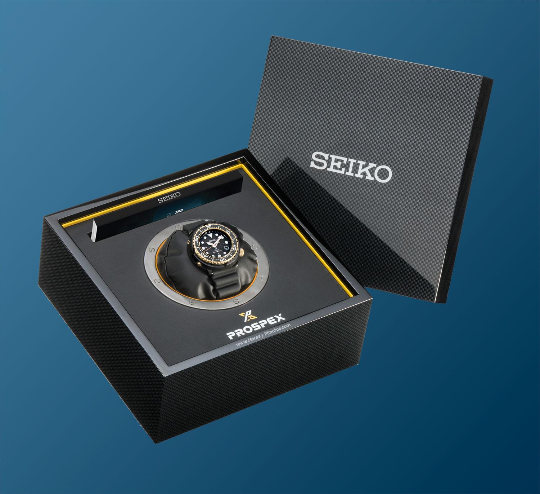 Seiko Prospex Diver Solar