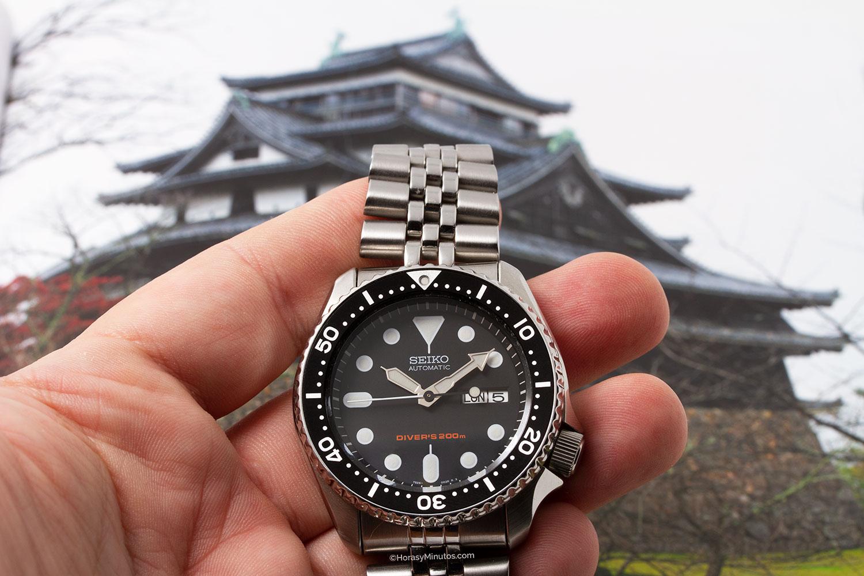 Seiko SkX 007