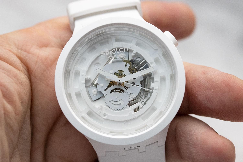 Swatch Big Bold Next blanco