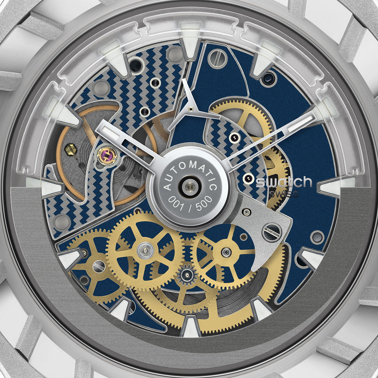 Swatch Flymatic