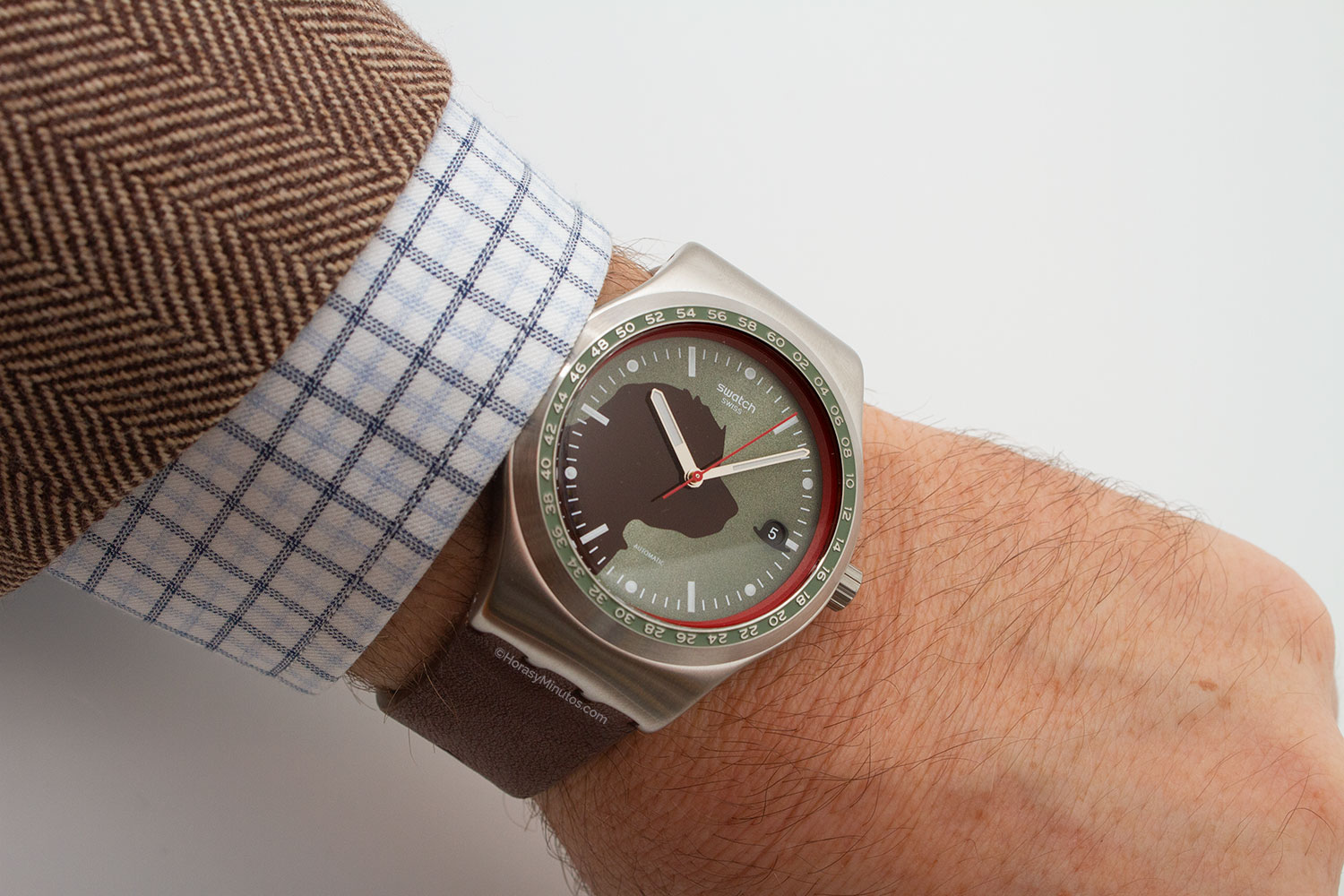 Swatch X Hackett Muffin