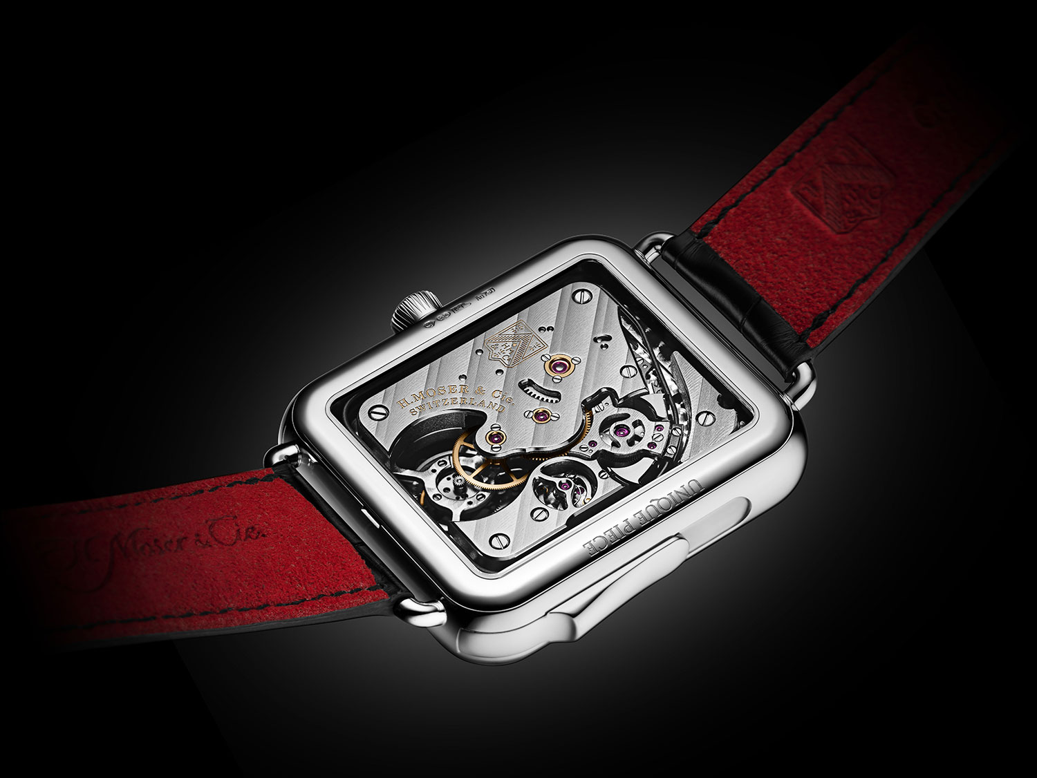 Swiss Alp Watch Concept