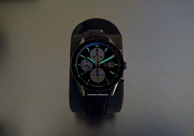 TAG Heuer Carrera Calibre 16 Chronograph