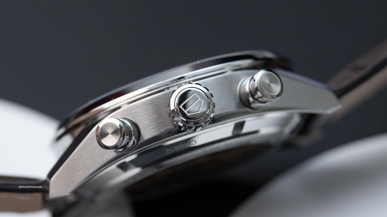 Perfil del TAG Heuer Carrera Chronograph 42mm