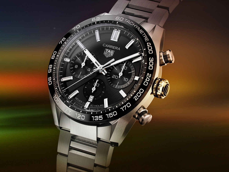 TAG Heuer Carrera Sport Chronograph negro