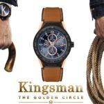 TAG Heuer Connected Modular 45 Edición Especial Kingsman