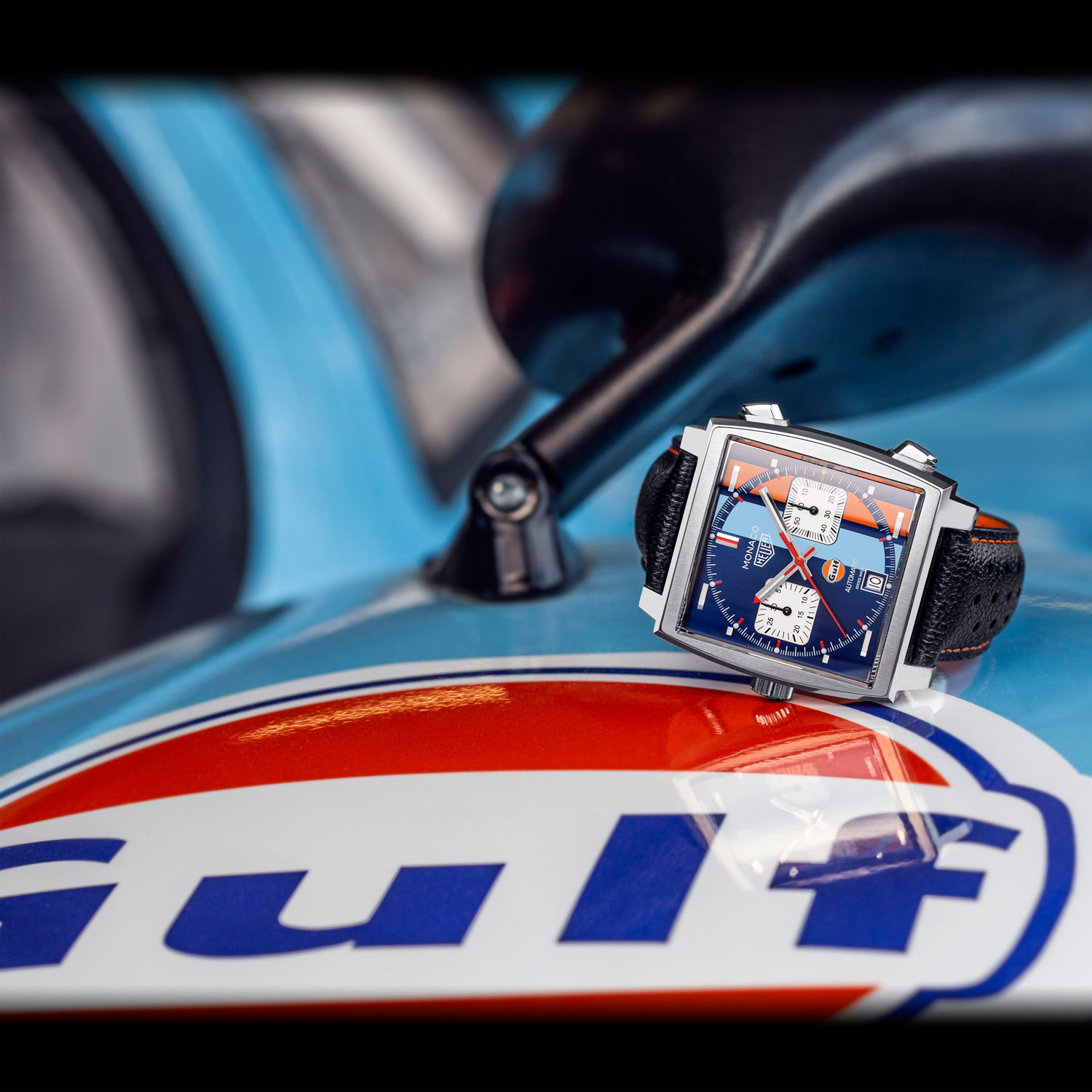 TAG Heuer Gulf Special Edition