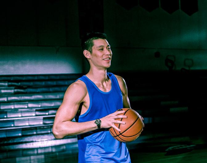 TAG Heuer Jeremy Lin