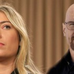 From Break Point to Breaking Bad: TAG Heuer rompe con Maria Sharapova