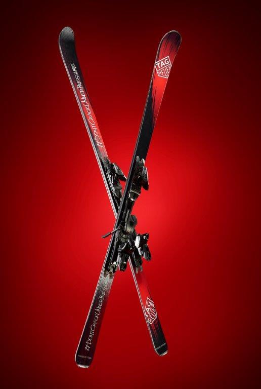 TAG Heuer Stöckli Skis Special edition