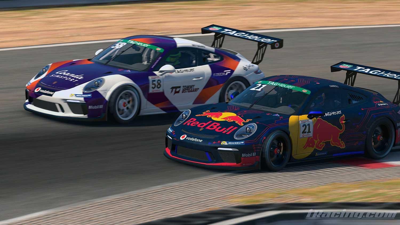 TAG Heuer x Porsche en la Formula E