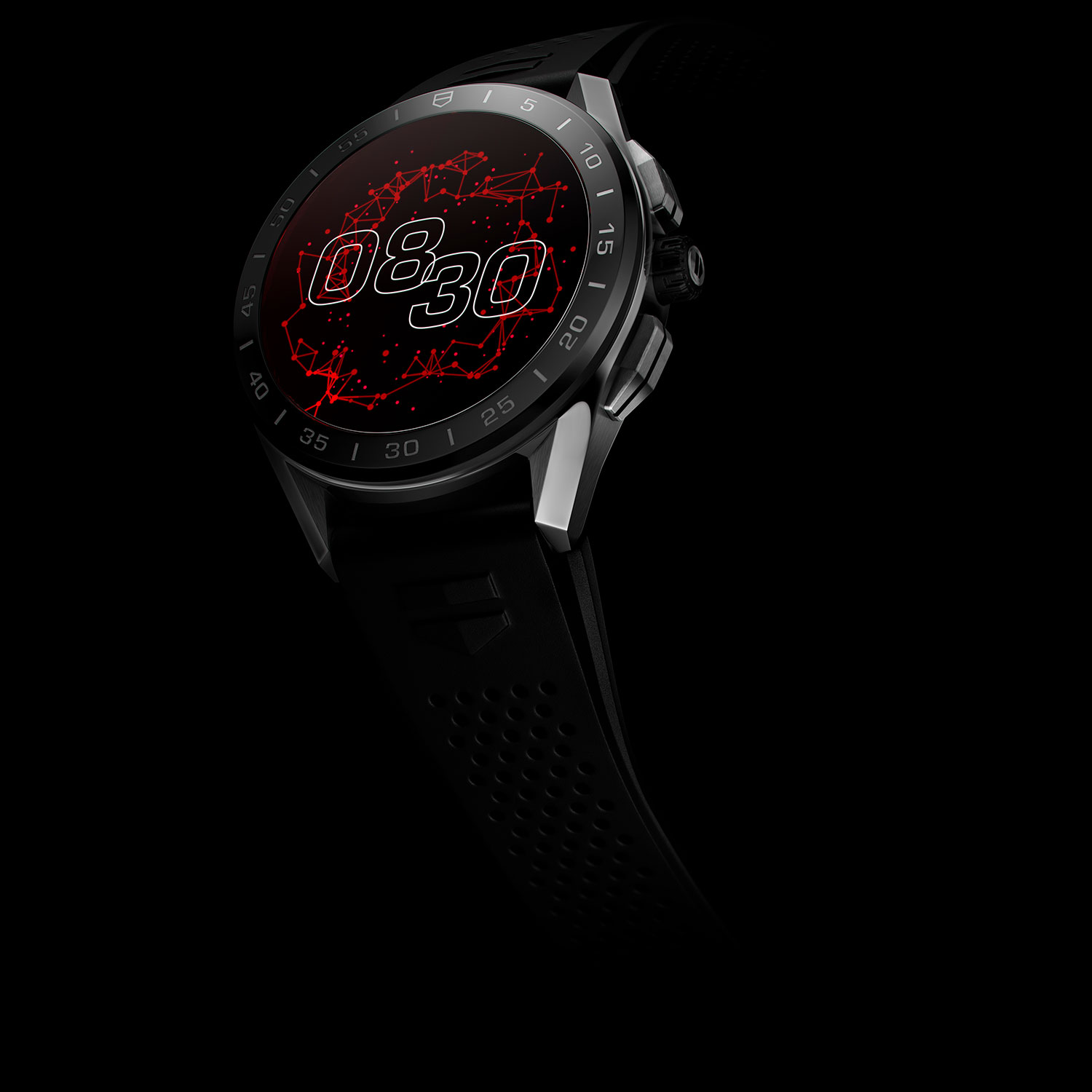 Perfil del TAG Heuer Connected 2020