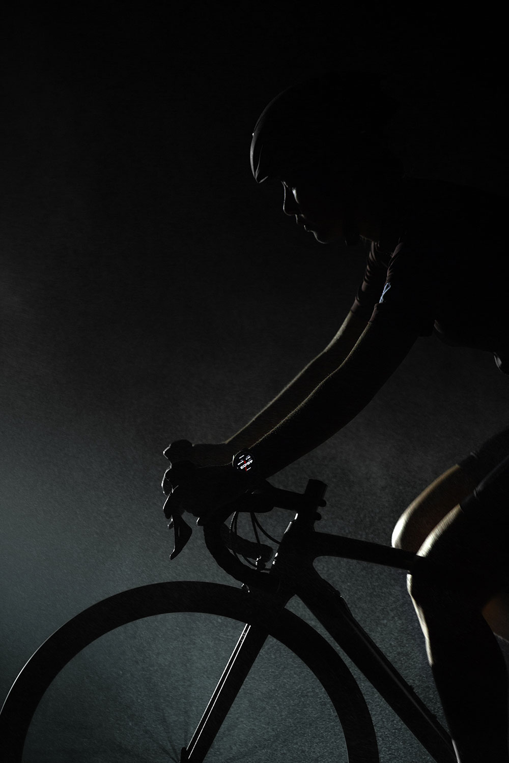 El TAG Heuer Connected 2020, en bicicleta