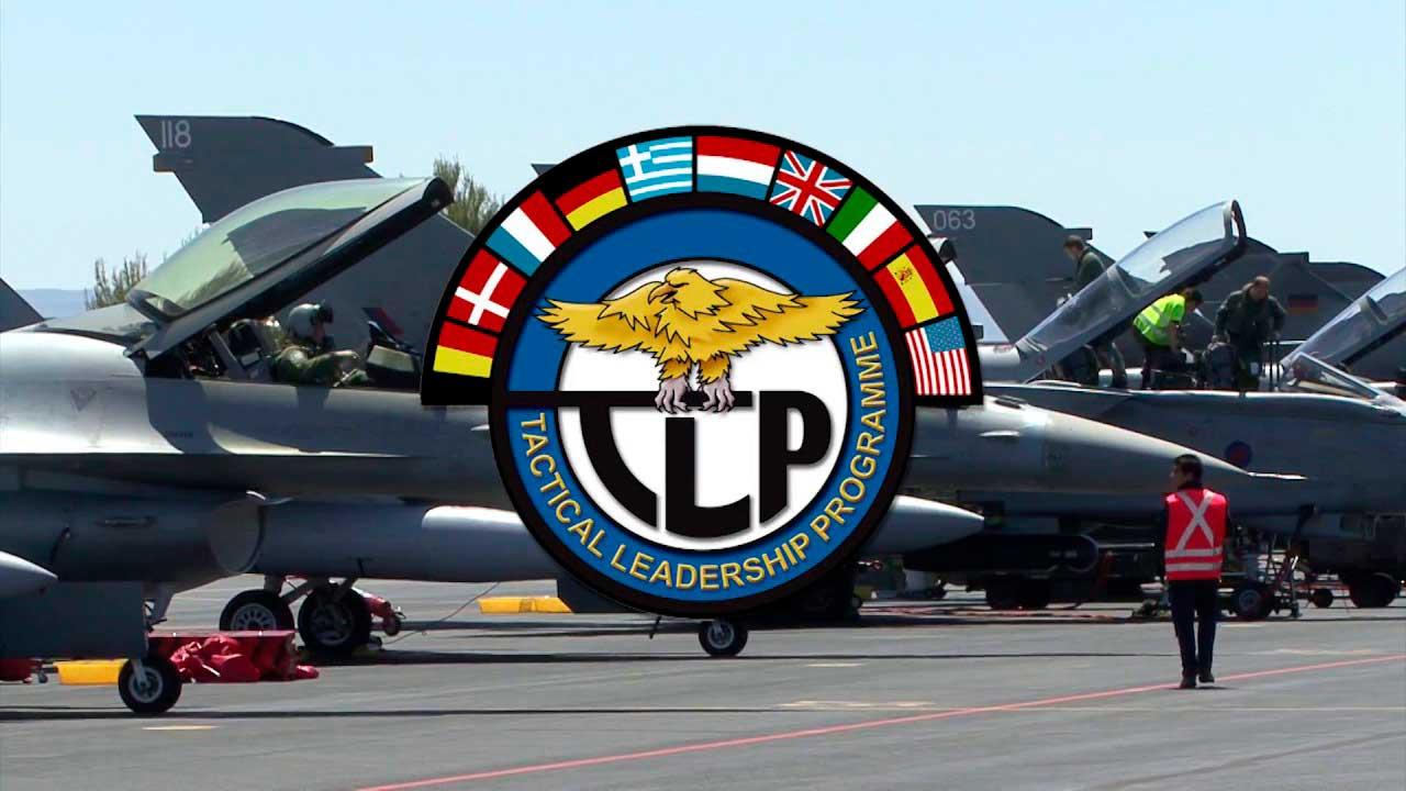 Logotipo del tactical leadership programme