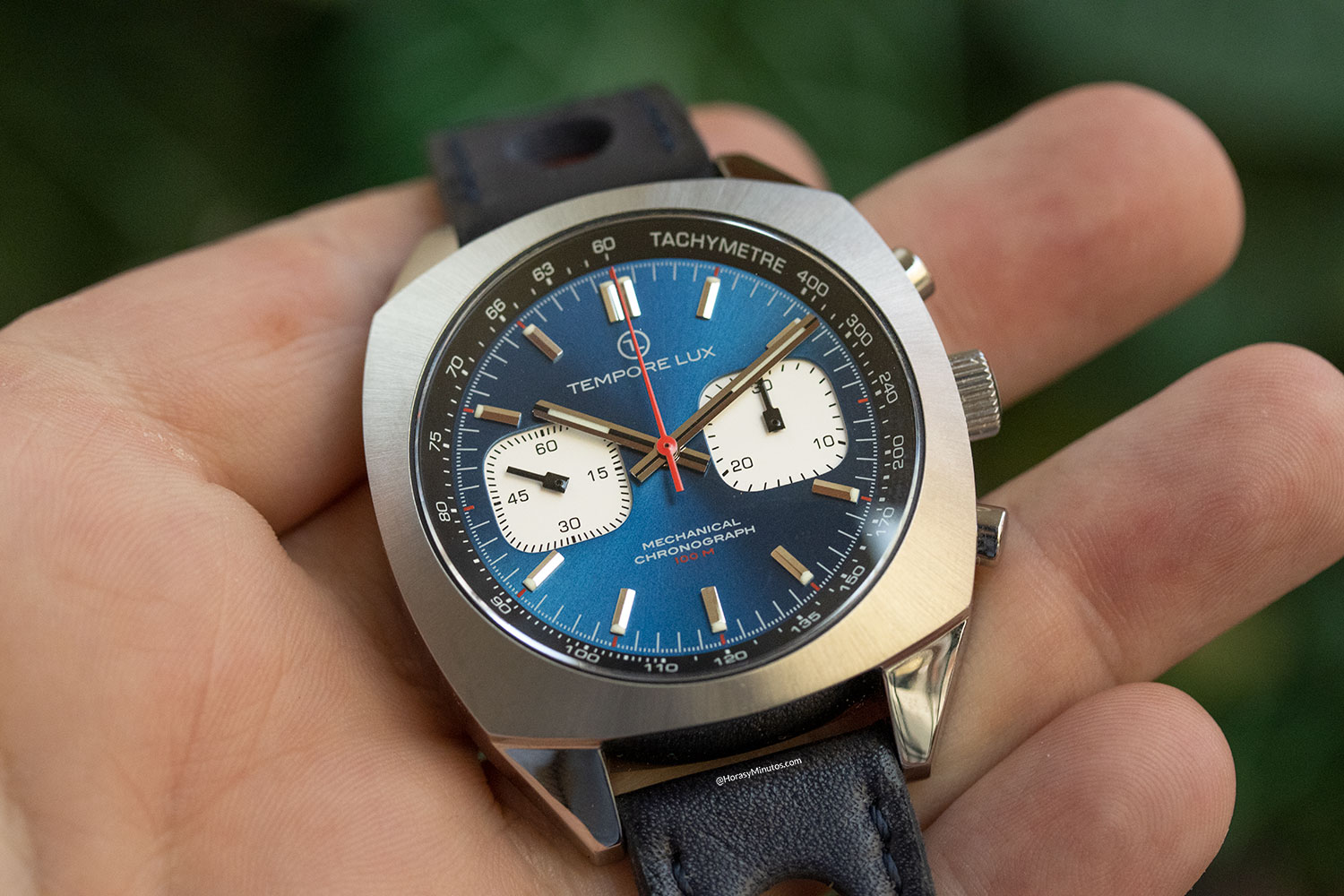 Tempore Lux The Racing One azul