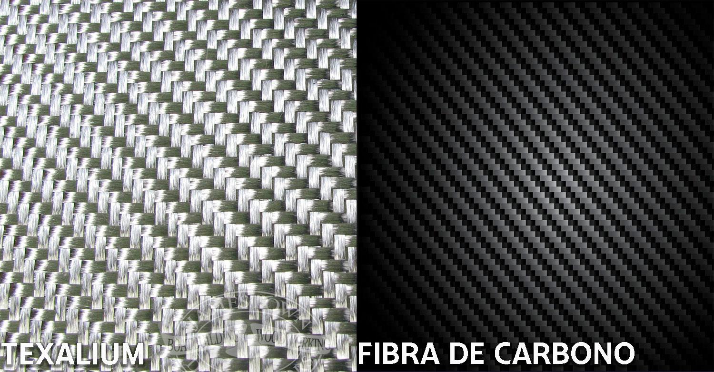 Texalium y Fibra de Carbono