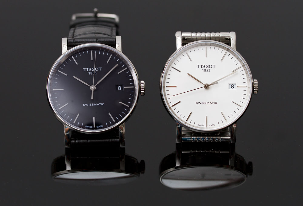 40b879934bf Tissot entra en el competido mercado de los relojes mecánicos de bajo  precio con los Tissot Everytime Swissmatic