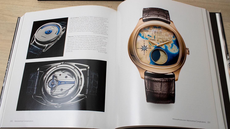 Tres libros sobre relojería The Wristwatch Handbook