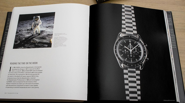 Tres libros sobre relojería The Mistery of Time