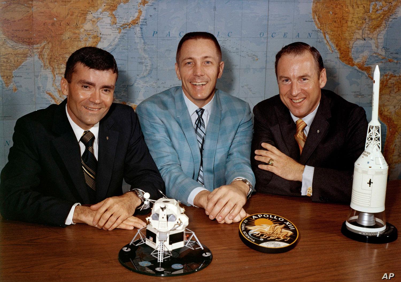 Tripulación del Apolo 13