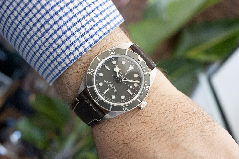 El Tudor Black Bay Fifty-Eight 925, puesto