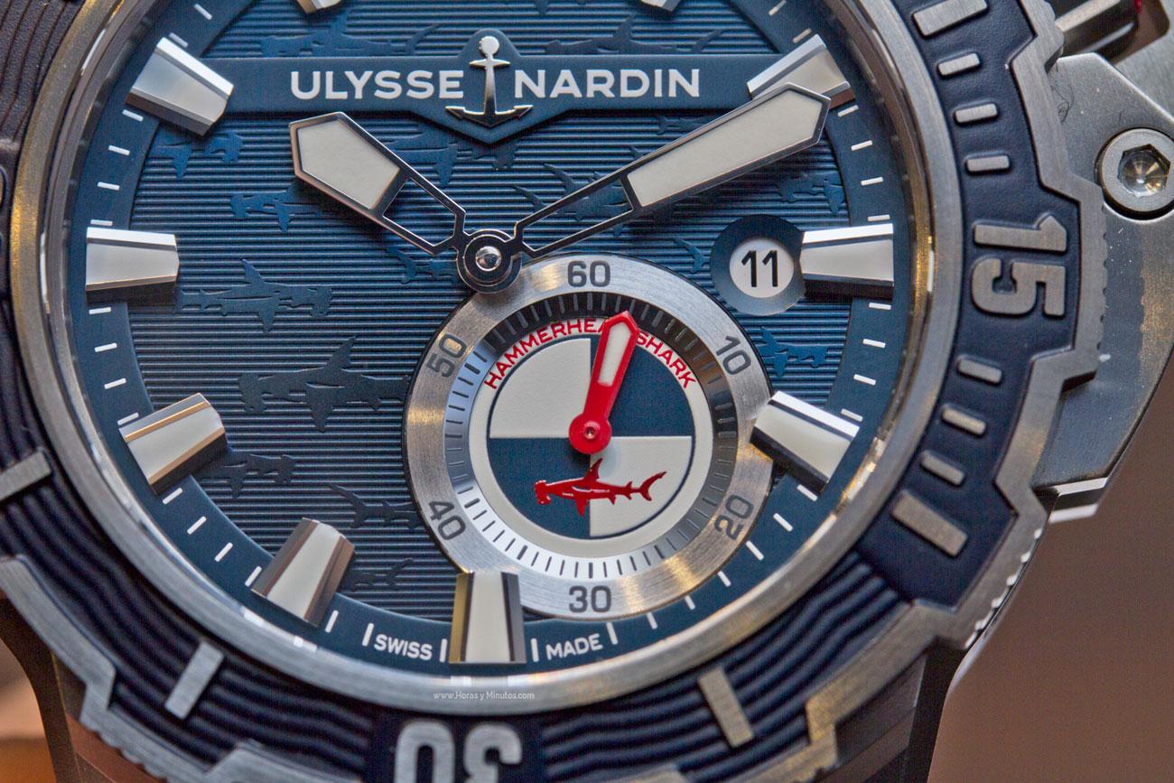 Ulysse Nardin Diver Deep Dive