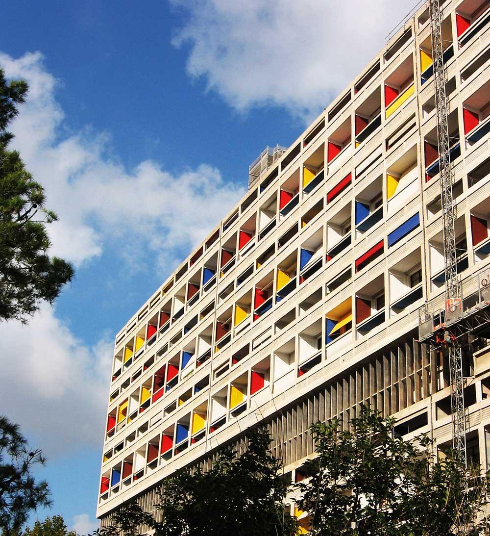 La Unité d'Habitation de Le Corbusier