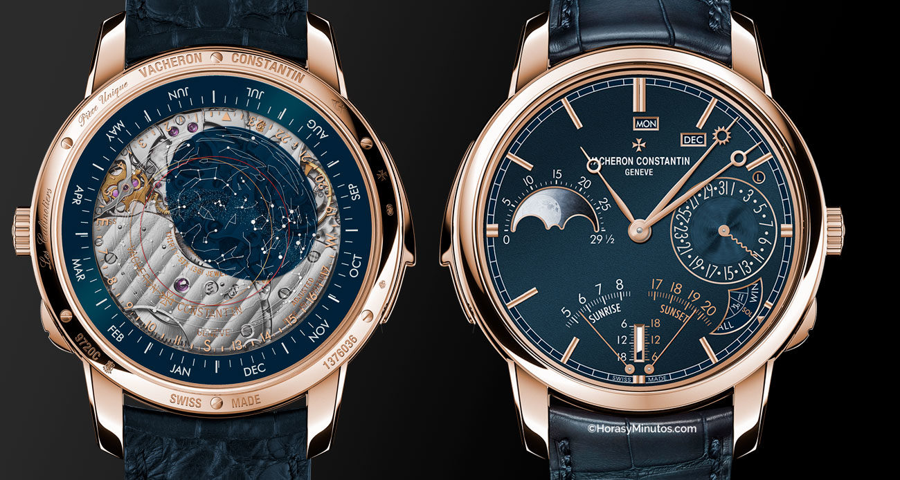 Vacheron Constantin Les Cabinotiers Astronomical Grand Complication Sonnerie