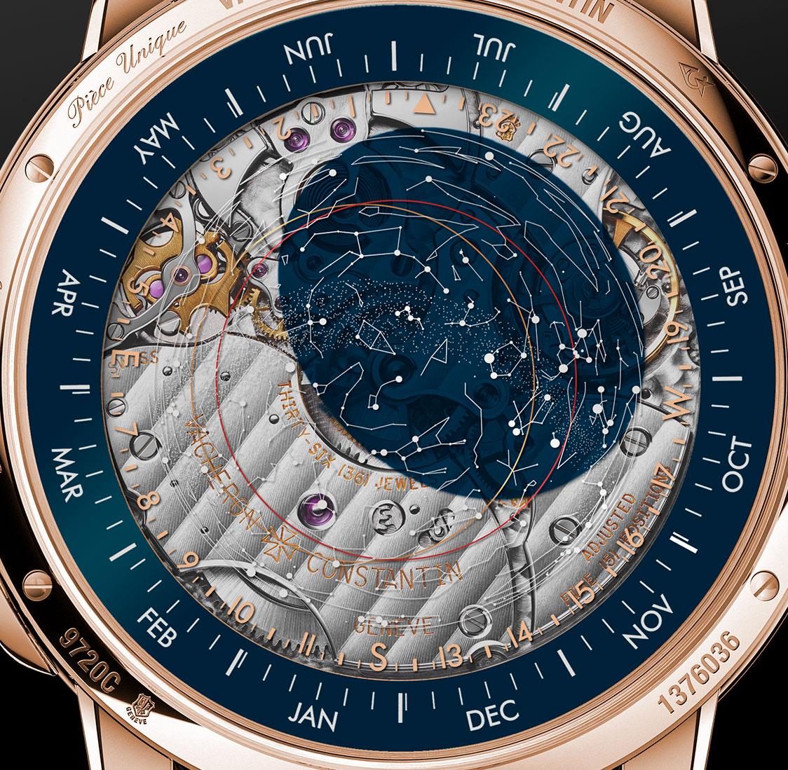 Les Cabinotiers Astronomical Grand Complication Sonnerie reverso