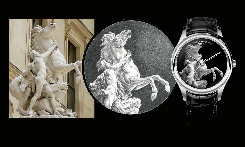 """Vacheron Constantin Les Cabinotiers """"Bid for the Louvre"""""""