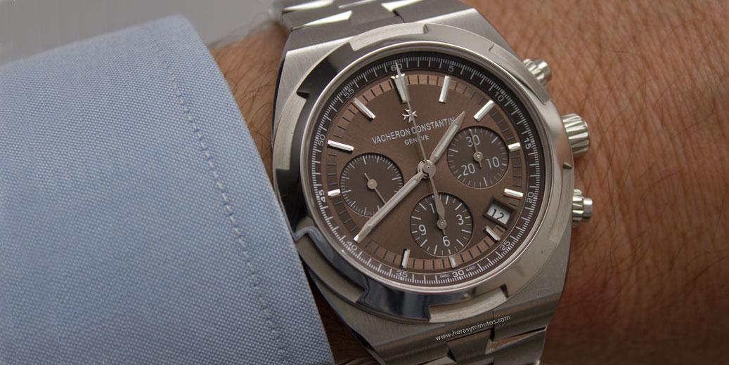 2f144659005 Vacheron Constantin Overseas Chronograph  modelos y precios