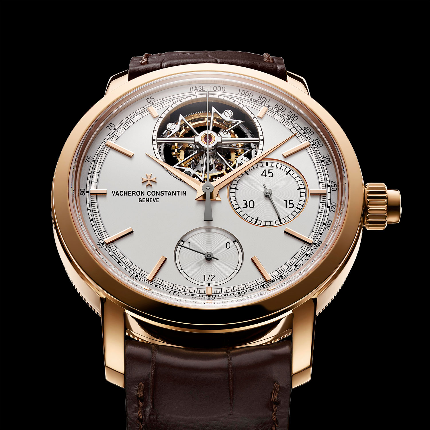 Vacheron Constantin Traditionnelle Chronograph Tourbillon