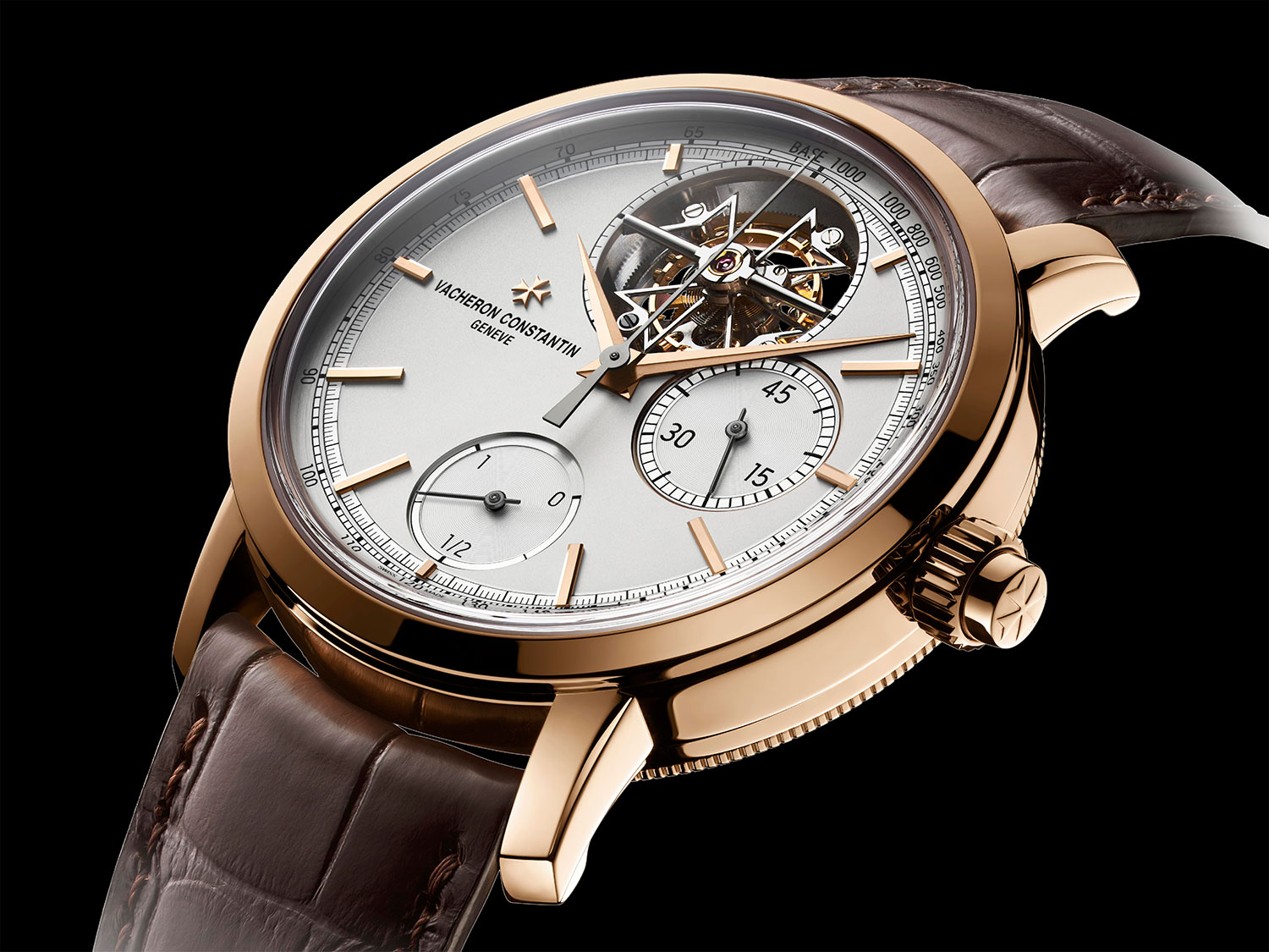 Perfil del Vacheron Constantin Traditionnelle Chronograph Tourbillon