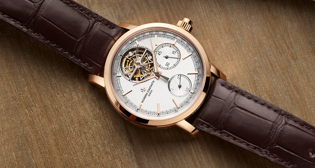 Vacheron Constantin Traditionnelle Chronograph Tourbillon portada
