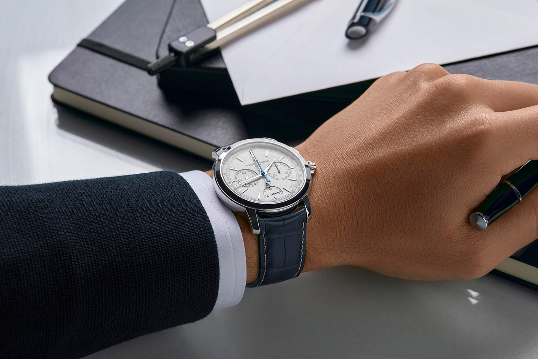 Así queda el Vacheron Constantin Traditionnelle Split-Seconds Chronograph Ultra-thin