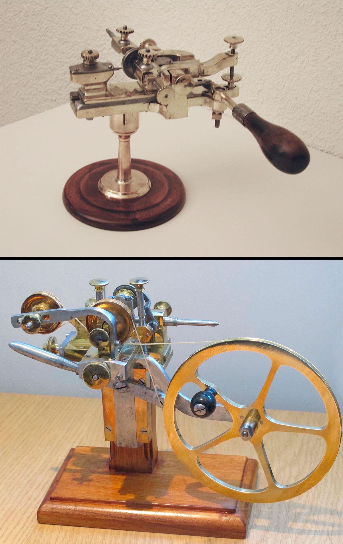 Herramientas de relojería de Vacheron Constantin