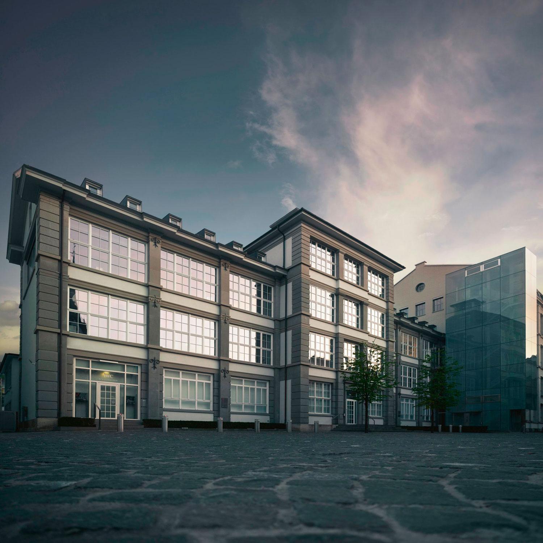Oficinas centrales de IWC