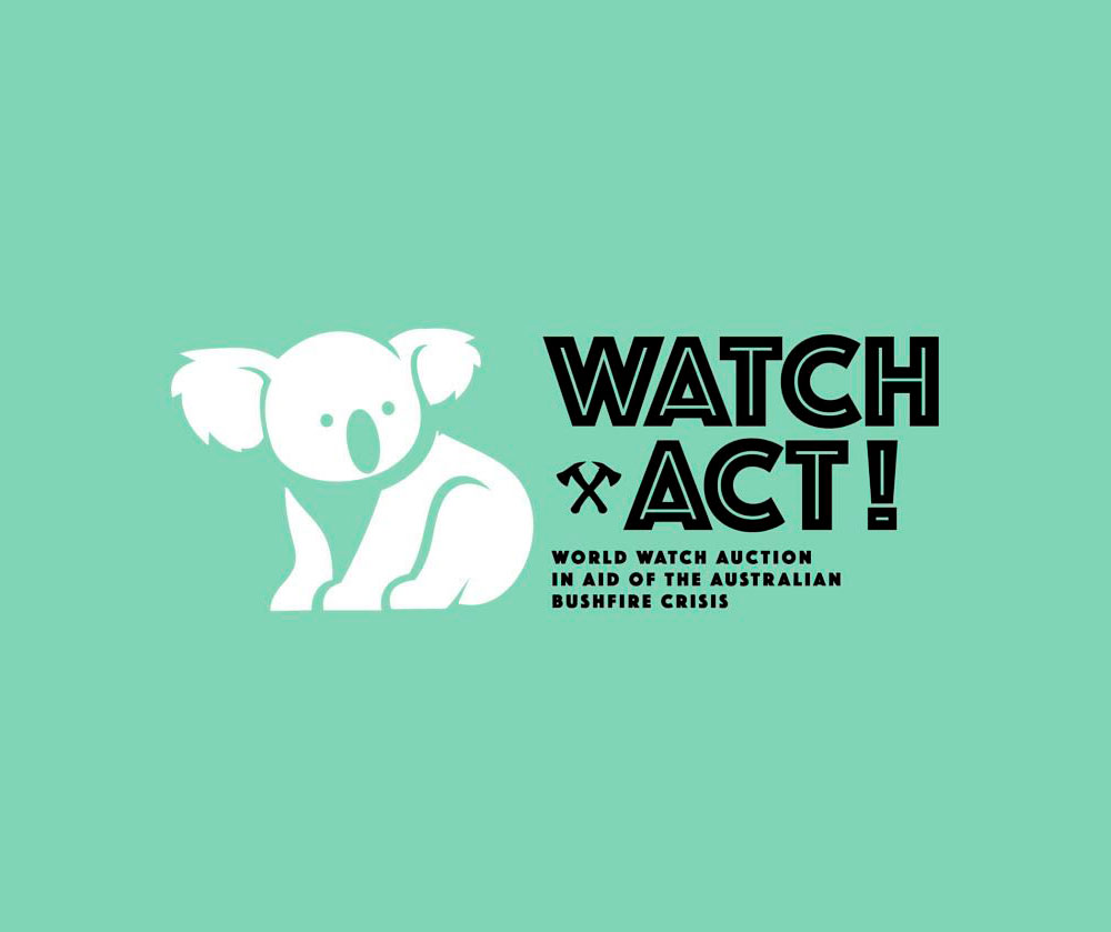 Logotipo Watch & Act!