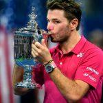 Wawrinka gana el US Open llevando su Audemars Piguet