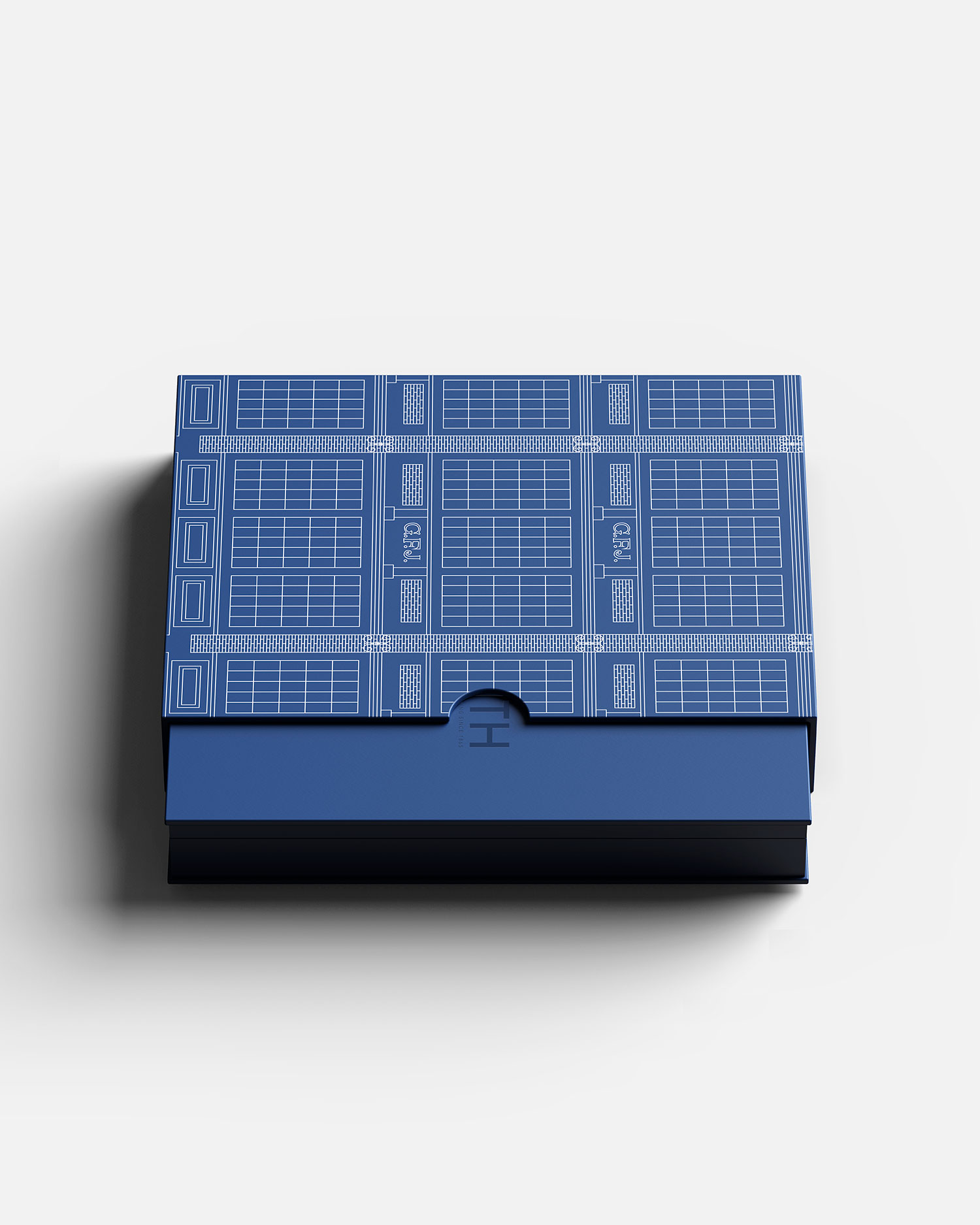 Caja del Zenith Chronomaster Revival Manufacture Edition