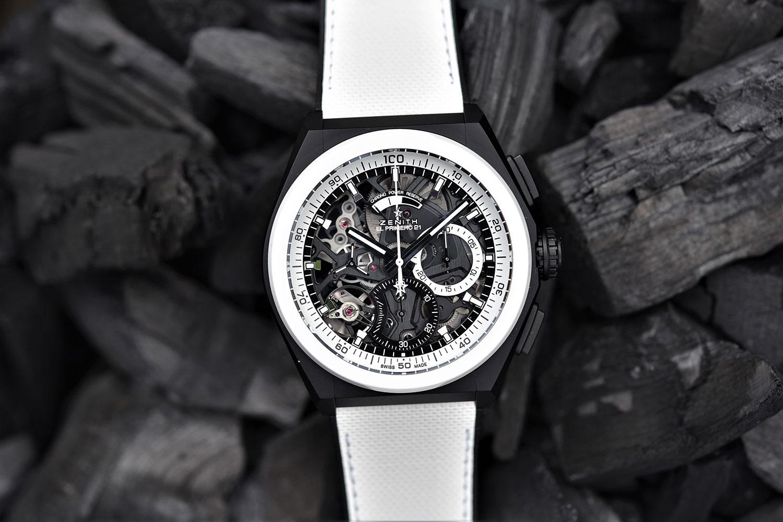 Zenith Defy 21 Black & White Boutique Edition