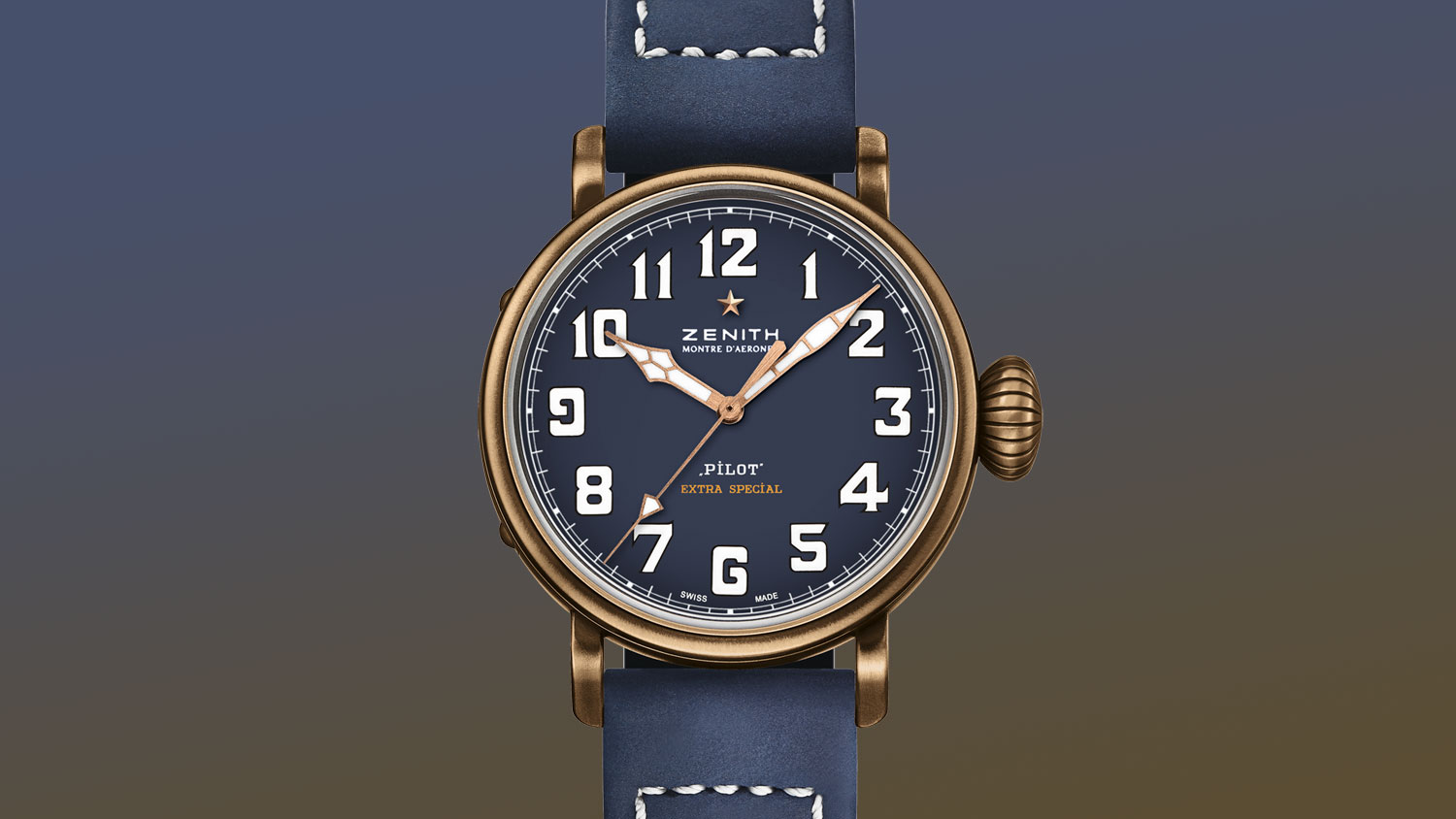 Zenith PILOT Type 20 Extra Special 40 mm