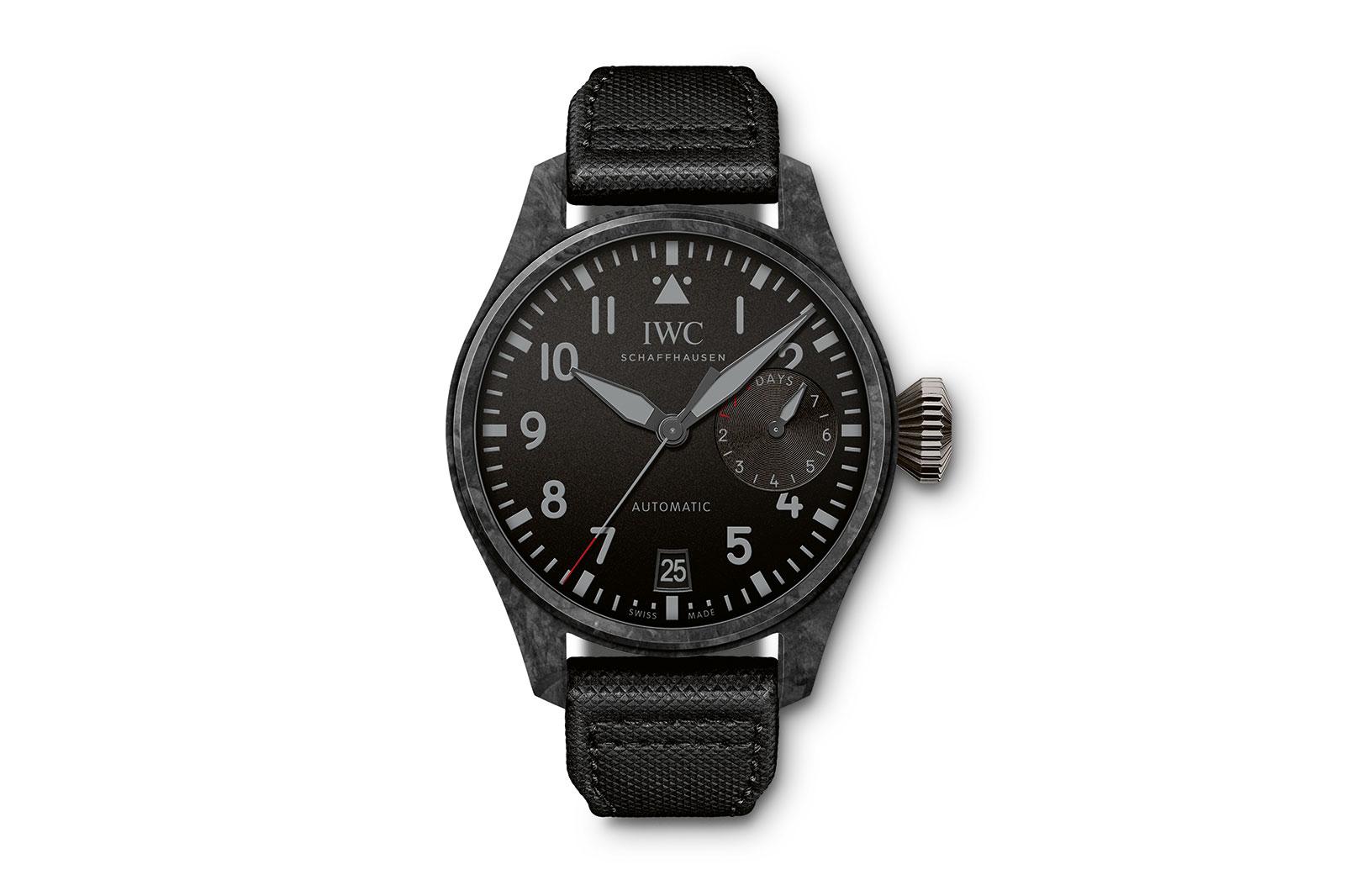 Big Pilot's Watch Edition Black Carbon