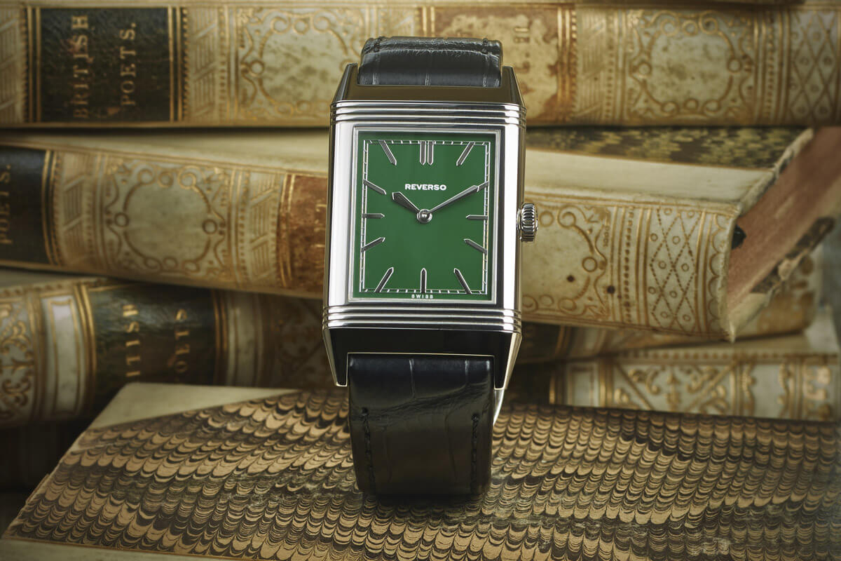 Jaeger-LeCoultre Grande Reverso 1931 Ultra Thin Special Edition London