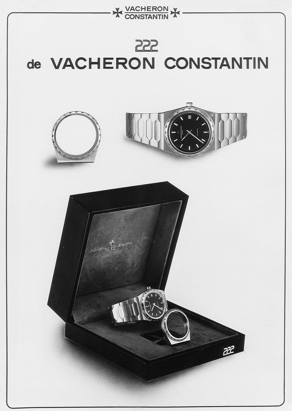 Vacheron Constantin 222