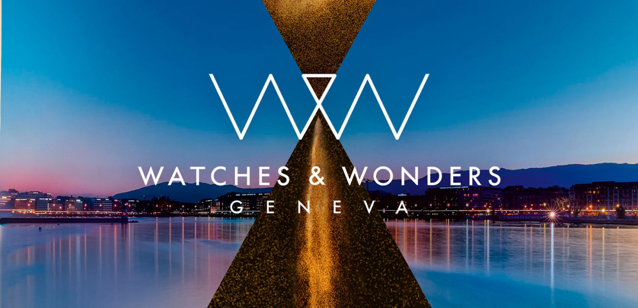cartel de Watches & Wonders 2020